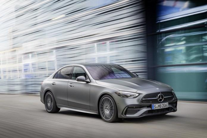 Mercedes-Benz USA Announces New C-Class Sedan Features-Brand Spur Nigeria