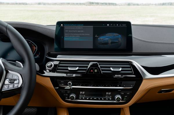 New BMW Remote Software Upgrade For 1.3 Million BMW Vehicles-Brand Spur Nigeria