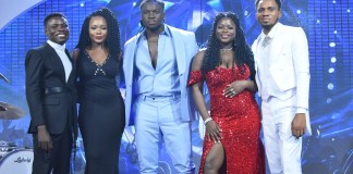 Nigerian Idol Top 5 Contestants Emerge As Emmanuel Exits The Competition-Brand Spur Nigeria