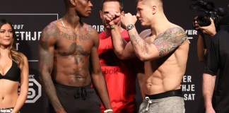 UFC 263: Adesanya Looks To Bounce Back With His Fight Against Vettori-Brand Spur Nigeria