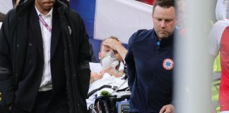 Euro 2020 Match Suspended As Christian Eriksen Collapses-Brand Spur Nigeria