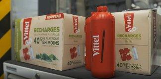 Nestlé Develops New Packaging Innovations For Vittel® Natural Mineral Water Bottles-Brand Spur Nigeria