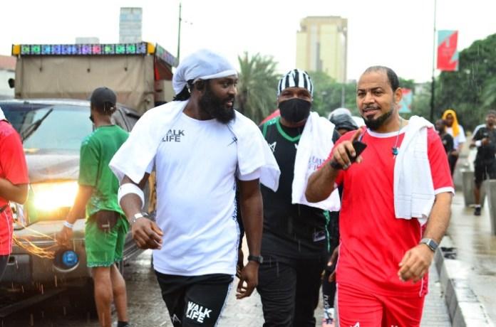 Ayo Animashaun Launches Walk For Life