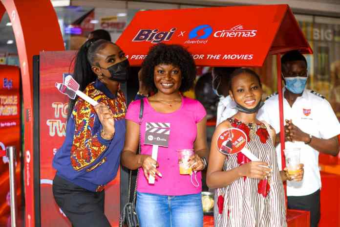 Bigi And Silverbird Announce Exclusive Partnership For Movie Lovers-Brand Spur Nigeria