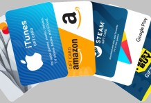 How to Redeem Gift Cards