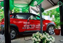 FG Unveils Solar-Powered Electric Vehicle Charging Station In Lagos-Brand Spur Nigeria