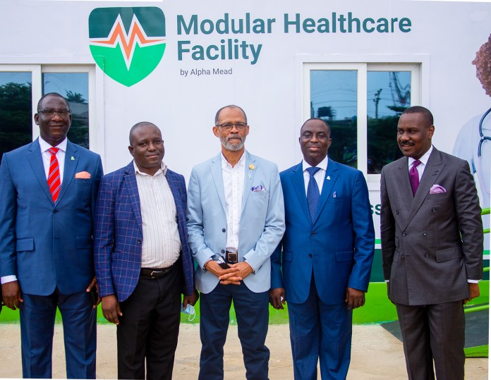 Lagos State Commends Alpha Mead's Modular Healthcare Facility-Brand Spur Nigeria