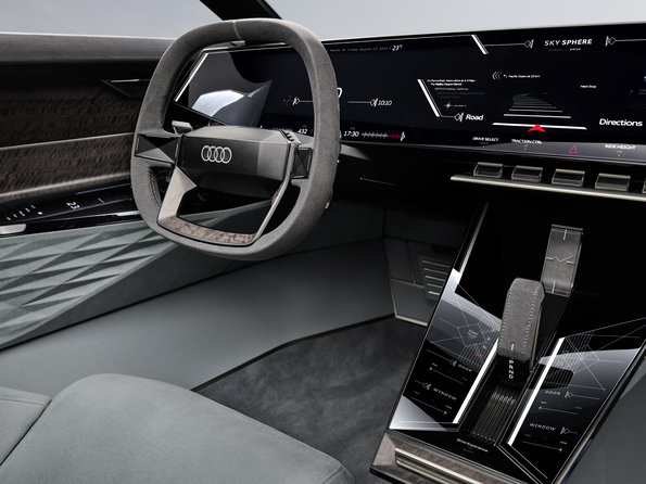 Audi skysphere concept – the future is wide open | Photos & Video - Brand Spur