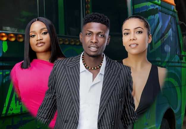 BBNaija: Maria, JMK, Sammie Evicted From The Big Brother House-Brand Spur Nigeria
