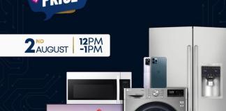Konga Online Auction For August Begins-Brand Spur Nigeria