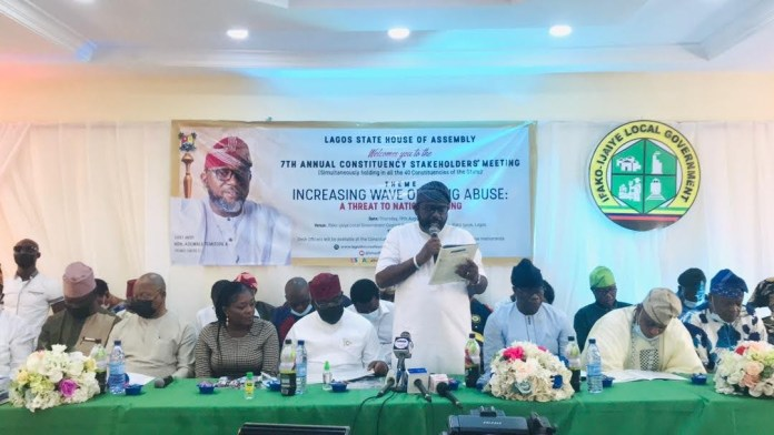 7th Annual Constituency Meeting: Adewale Temitope Empowers 200 Widows, Petty Traders-Brand Spur Nigeria