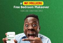 Screenshot And Win N1Million Bedroom Makeover In Mouka Promo-Brand Spur Nigeria