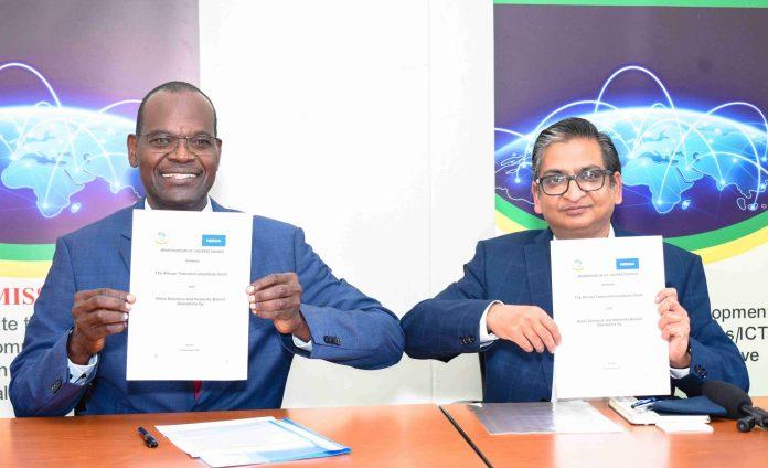 Nokia And ATU To Speed Up Digital Transformation In Africa-Brand Spur NIgeria
