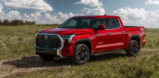 Absolute Powerhouse: Next-Generation 2022 Toyota Tundra-Brand Spur Nigeria