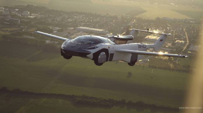 Flying Cars Finally Ready To Take Off?-Brand Spur Nigeria