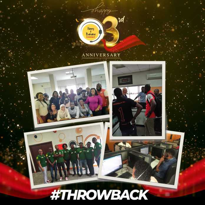 Celebrating 3 Years Of Growth At Honey & Banana Connect Center - Brand Spur