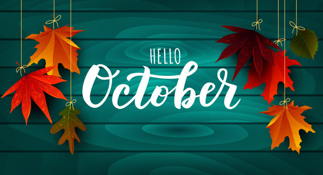 100 Happy New Month Messages, Prayers For October 2021
