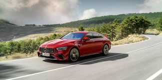 World Premiere Of The First Performance Hybrid From Mercedes-AMG-Brand Spur Nigeria