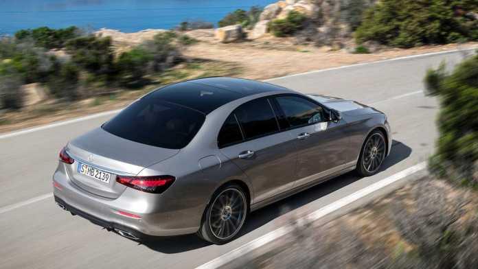 Mercedes-Benz Waxing Stronger With Enhancement Of E-Class