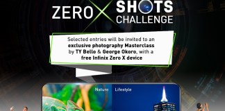 #SeeBeyond: Infinix Announces Zero X Social Media Challenge