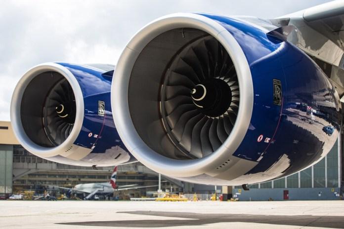 British Airways Latest Airbus A380 - LEL