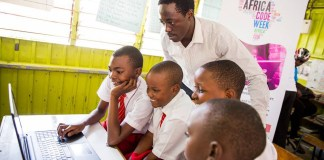 Technology Initiative Aims To Bridge Africa's Digital Divide