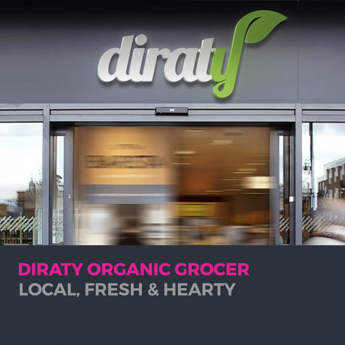 Diraty grocery store