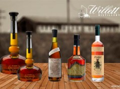 Willett Bourbon Whiskey