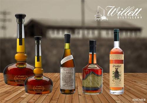 Willett Bourbon Whiskey