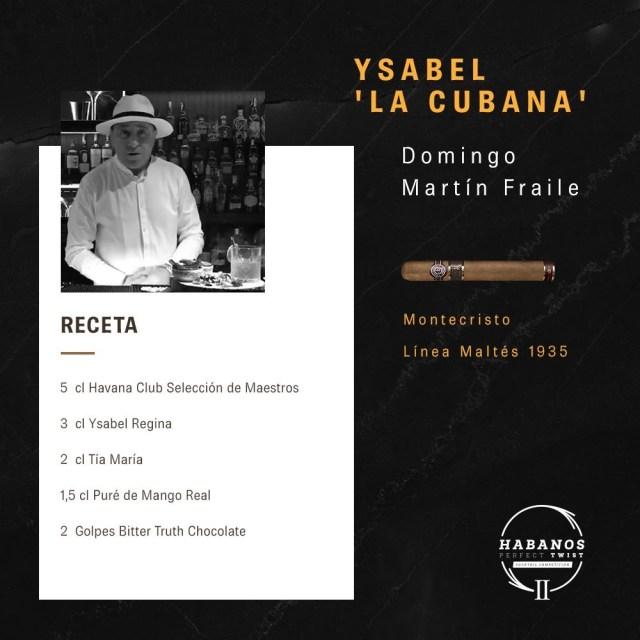 Domingo Martin Fraile gana la Habanos Perfect Twist
