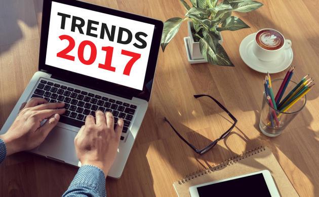 10 hetaste digitala trenderna 2017