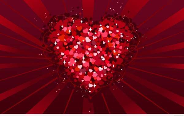 15 New Valentines Day Desktop Wallpapers for 2015 Brand