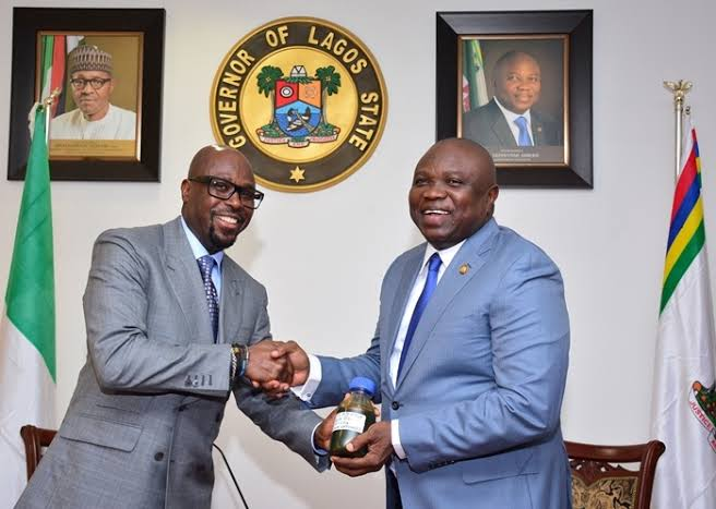 Lagos State Governor, Mr. Akinwunmi Ambode