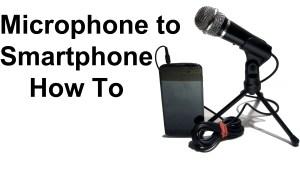 smartphones-as-mic
