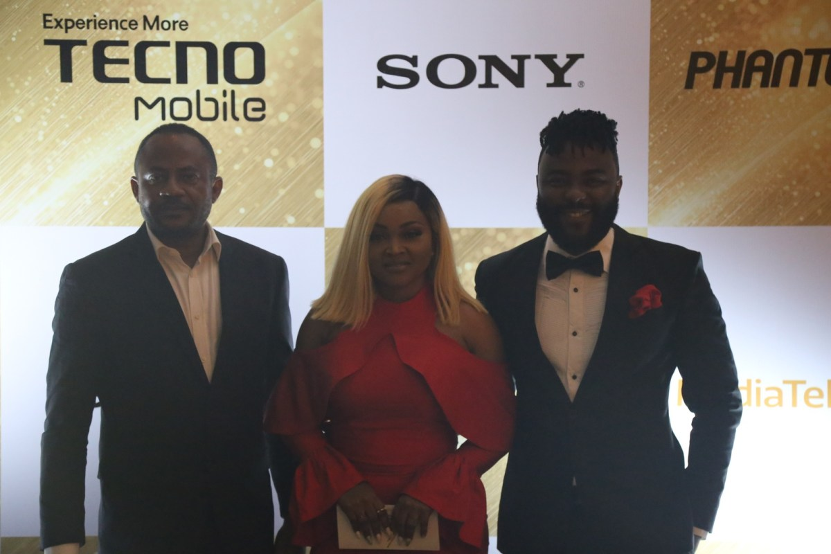 tecno-gm-mr-chidi-okonkwo-mercy-aigbe-gentry-and-vj-adams-at-the-phantom-6-6-plus-launch-in-dubai