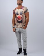 The Clown Printed marc cleary