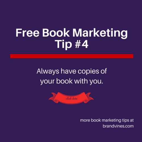Free book Marketing Tip #4