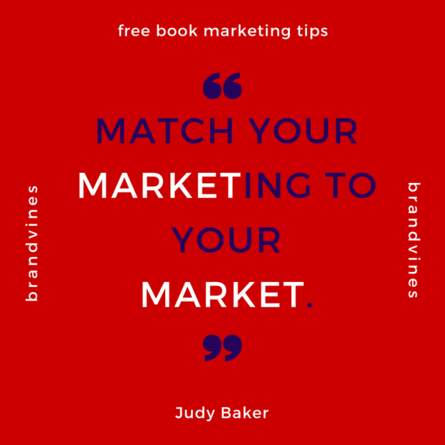 Match your marketing to your market