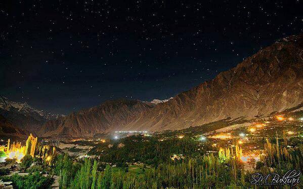 1- Hunza Valley