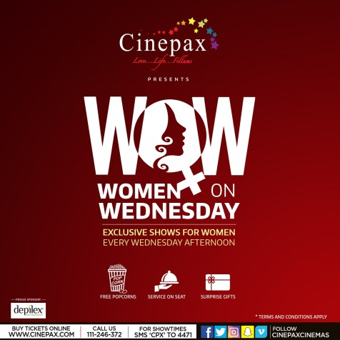 [Press Re;ease] Cinepax Cinema launches Women's only movie offer in collaboration with Depilex Group.jpg