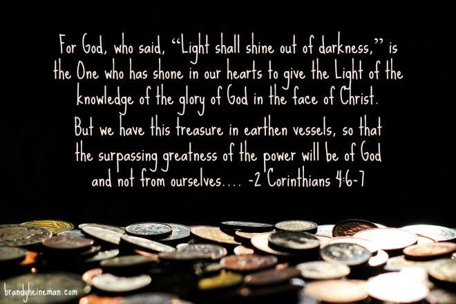 2 Corinthians 4:6-7
