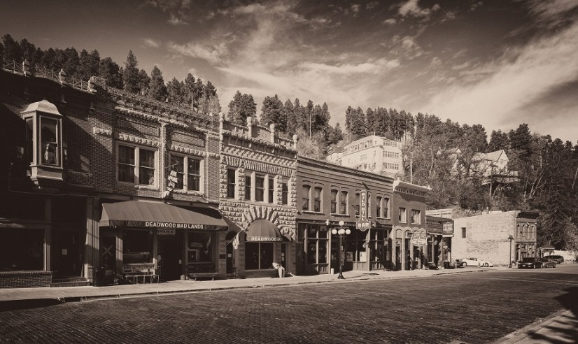 Did Deadwood SD feel like hoome for Eugenia Cornell?