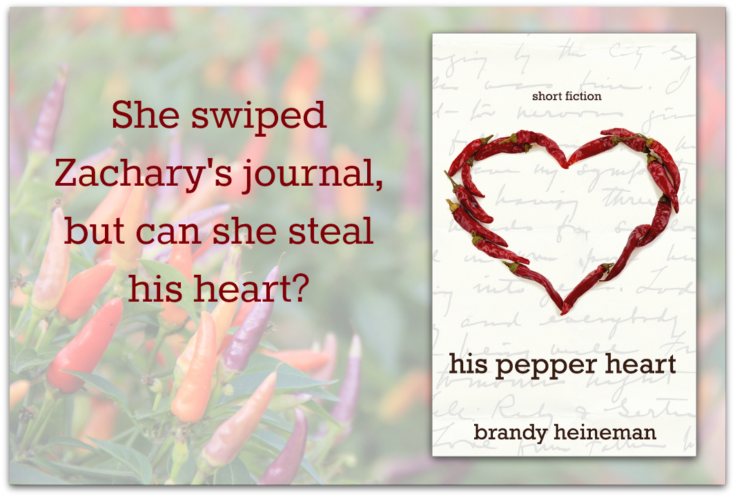 His Pepper Heart by Brandy Heineman