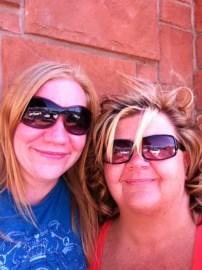 My awesome friend Kelli!