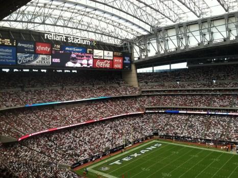 Houston Texans vs. Miami Dolphins