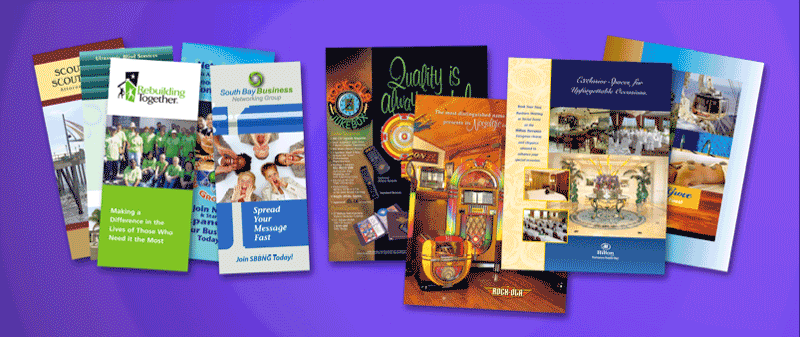 Marketing Collateral Materials image