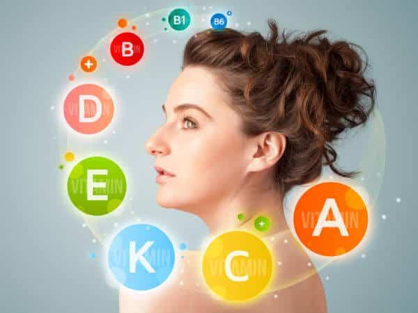 فيتامينات مهمة لصحة ميكروبيوم الجلد