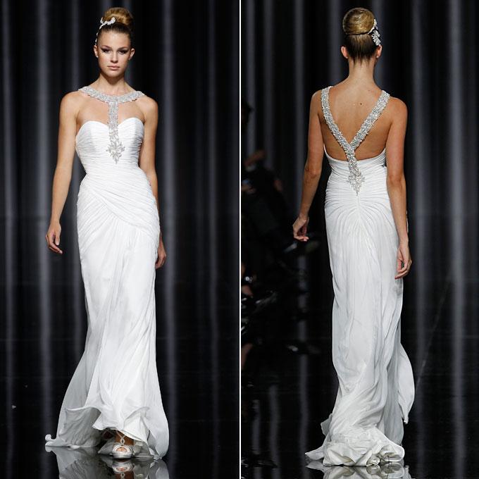 Wedding Gowns Nyc: Gorgeous Wedding Dress Backs