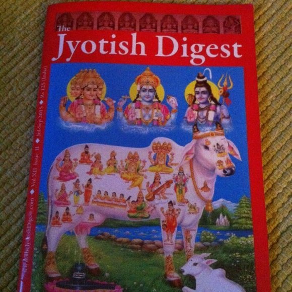 New Jyotish Digest is here!!