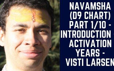 Navamsha (D-9) Webinar with Exotic Astrology